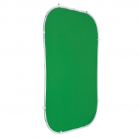 PhotoFlex BG-FLEXDROP фотофон хромакей зеленый