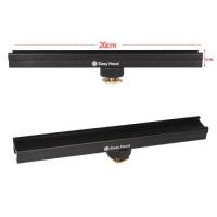 Fotokvant RFLH-20 кронштейн-рельс EasyHood 20 см под холодный башмак камеры