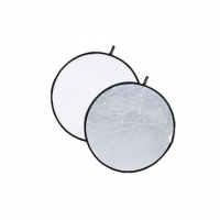 FST RD-021WS отражатель 2 в 1 белый/серебро 60 см
