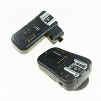 Fotokvant RT-16N радиосинхронизатор для Nikon 16-канальный с креплением для зонта