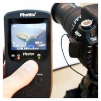 Phottix Hector (12520) проводной пульт дистанционного управления с функцией Live View для Canon