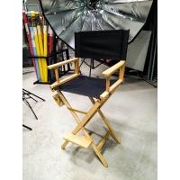 Fotokvant АСь-2 Natural стул режиссера высокий