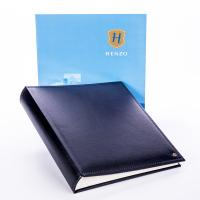 Henzo 11071 Lonzo фотоальбом 70 белых страниц 28x30.5 синий