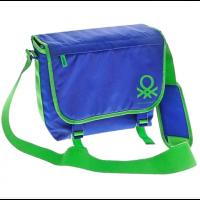 Benetton messenger L сумка для фототехники синяя