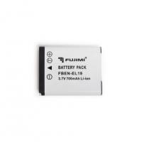 Fujimi FBEN-EL19 аккумулятор 700 mAh для цифровых фото- и видеокамер