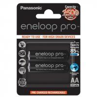 Panasonic Eneloop Pro AA 2500 mAh R2U аккумулятор 2 шт.