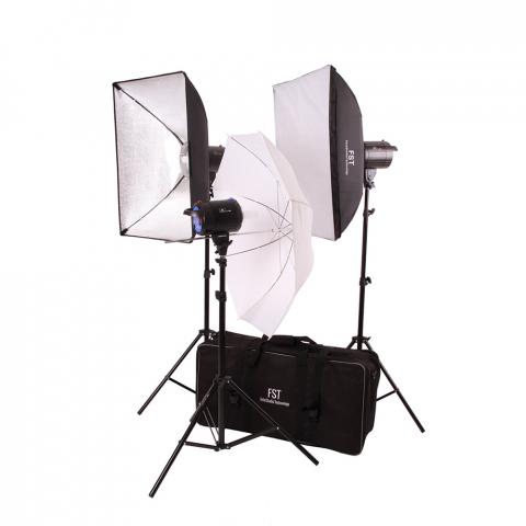FST F-300 Novel Kit комплект импульсного света