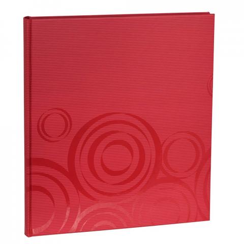 Walther FA-240-R Orbit фотоальбом 40 черных страниц 30x33 красный