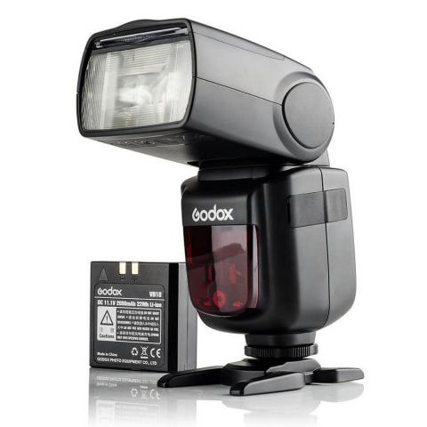 Godox V860IIC Kit вспышка накамерная для Canon