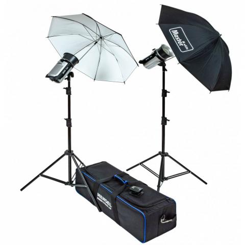 Hensel (50228) Certo 400 Basic Kit комплект импульсного света