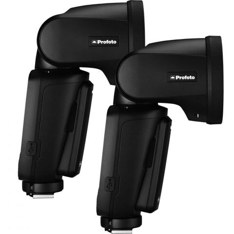 Profoto (901212 EUR) A1 Duo Kit for Nikon комплект из 2 вспышек и синхронизатора для системы Nikon