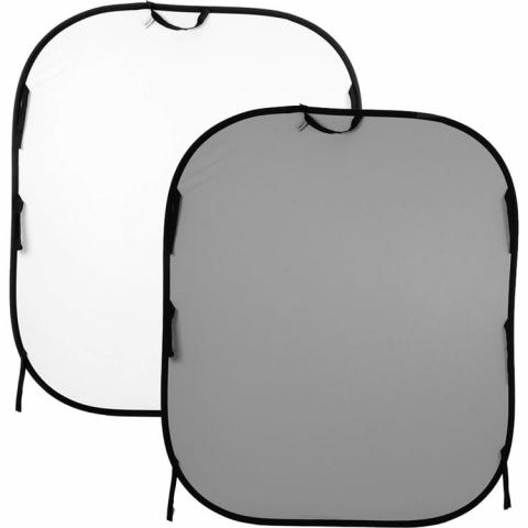 Lastolite LB56GW Фон складной серый/белый 1,5x1,8 м