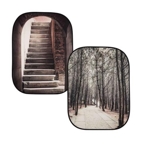 Lastolite LB5740 PersColl Steps/Trees фотофон складной 150x210 см