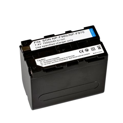 Fujimi NP-F960/F970 литий-ионный аккумулятор для Sony