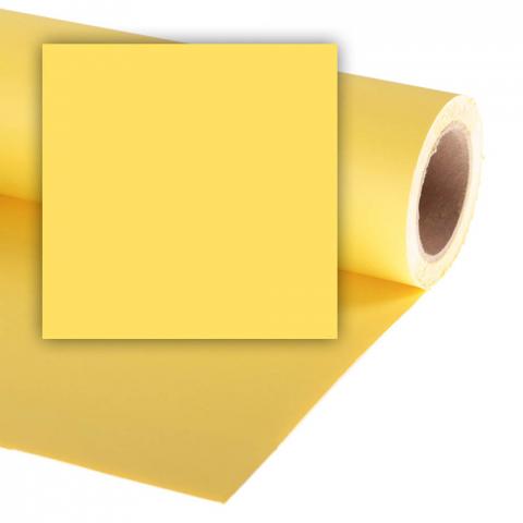 Colorama CO116 Dandelion фон бумажный 2,72х11 м цвет желтый