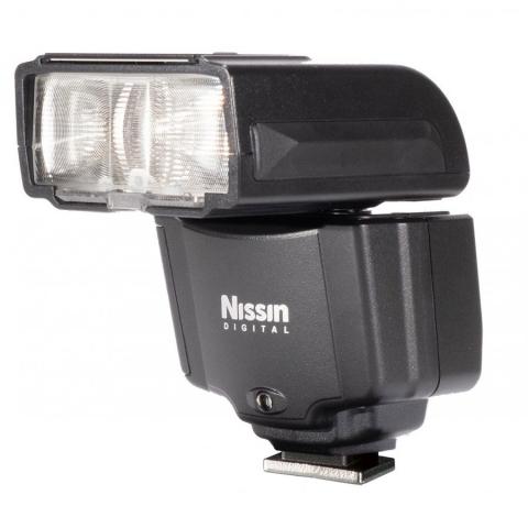 Nissin i400 вспышка для фотокамер Fuji