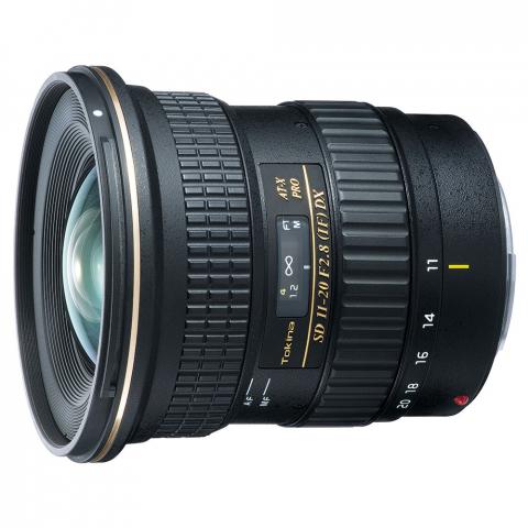 Tokina AT-X 11-20 F2.8 PRO DX C/AF для Canon
