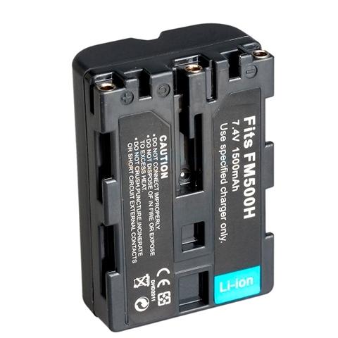 Fujimi NP-FM500H для Sony литий-ионный аккумулятор