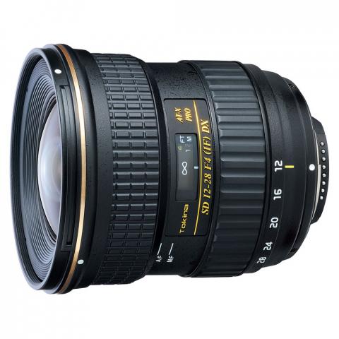 Tokina AT-X 128 F4 PRO DX C/AF (12-28mm) для Canon