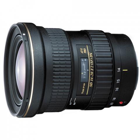 Tokina AT-X 14-20 F2.0 PRO DX C/AF для Canon
