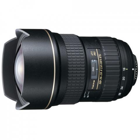 Tokina AT-X 16-28 PRO FX  F2.8  C/AF для Canon