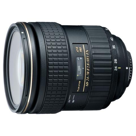 Tokina AT-X 24-70mm F2.8 PRO FX N/AF для Nikon