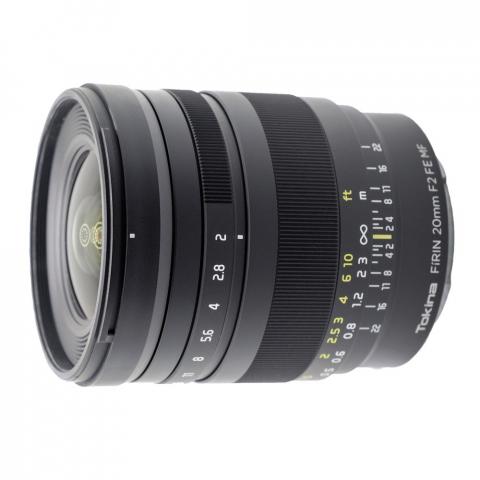 Tokina FIRIN 20mm F2 FE MF для Sony