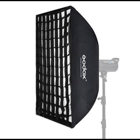Godox SB-UFW6090 быстроскладной зонт-софтбокс с сотами 60х90 см