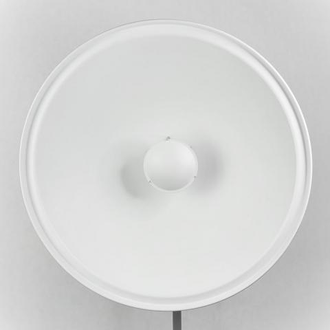Fotokvant SR-420W-EP софтрефлектор универсальный белый 42 см c адаптером Einstein Paul C. Buff