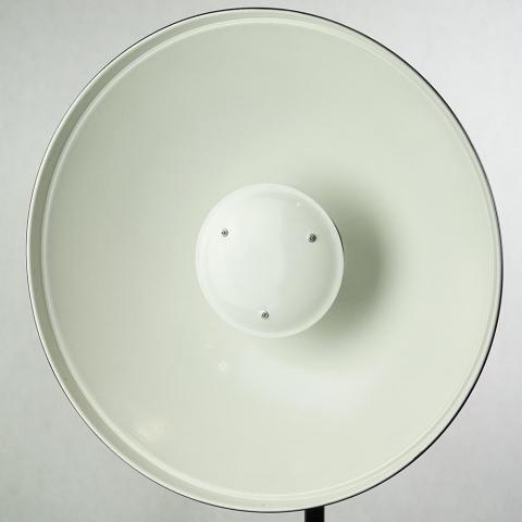 Fotokvant SR-420W-HE софтрефлектор универсальный белый 42 см c адаптером Hensel