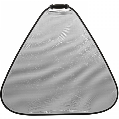 Lastolite LR3752  отражатель складной 120 см Trigrip мягкое серебро
