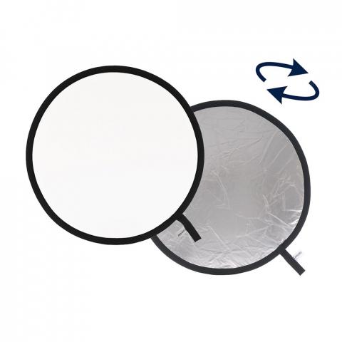 Lastolite LR4831 отражатель складной 120 см цвет серебряный/белый