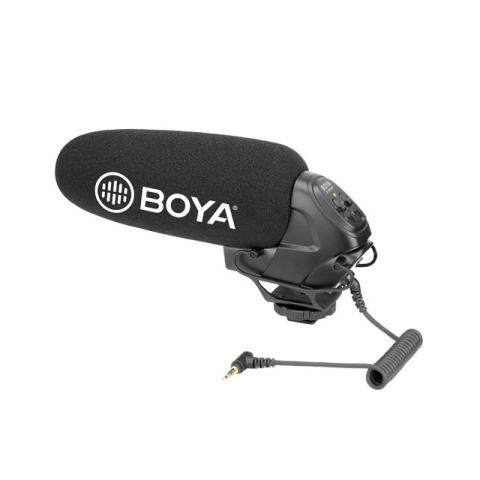 Boya BY-BM3031 накамерный конденсаторный микрофон-пушка