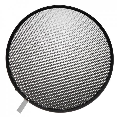 Hensel (5066) сотовая решетка для 9-дюймового рефлектора black №1