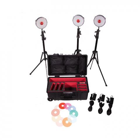 Rotolight (R101) Neo II LED light Kit LED осветитель светодиодный комплект 3 шт.