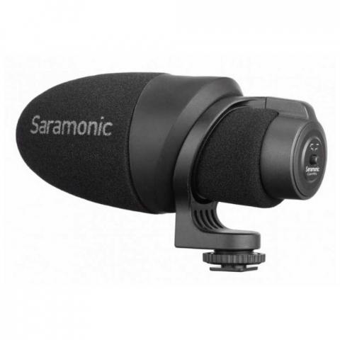 Saramonic CamMic микрофон направленный накамерный