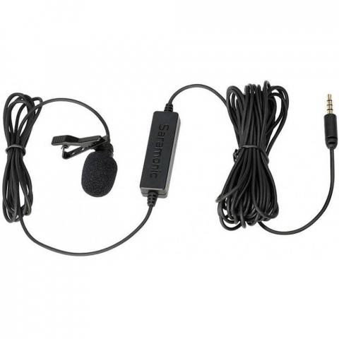 Saramonic LavMicro-S петличный стерео микрофон