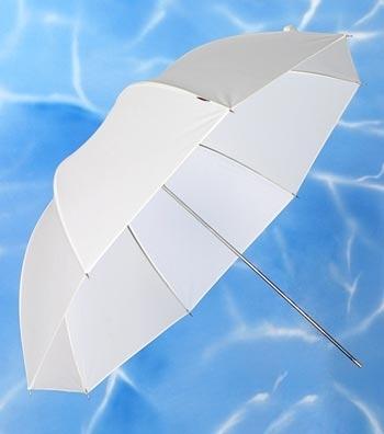 Grifon T-216 translucent зонт на просвет белый диаметр 175 см