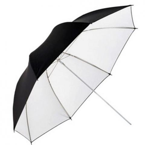 Grifon URN-T 162 WB зонт белый на отражение диаметр 125 см