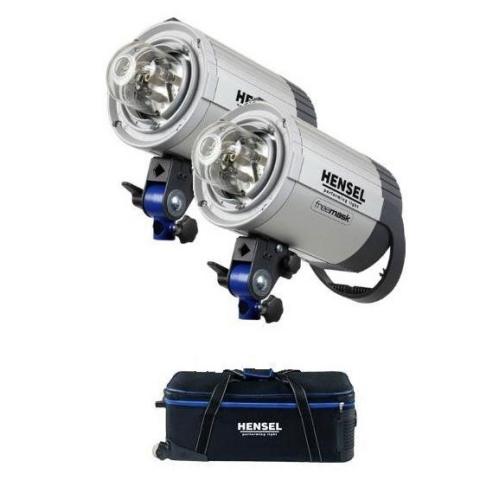 Hensel Integra 500 Plus (8815FMP4201) комплект студийных осветителей 2 шт.