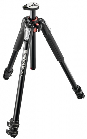 Manfrotto 055 ALU 3-S MT055XPRO3 штатив для фото- или видеокамеры