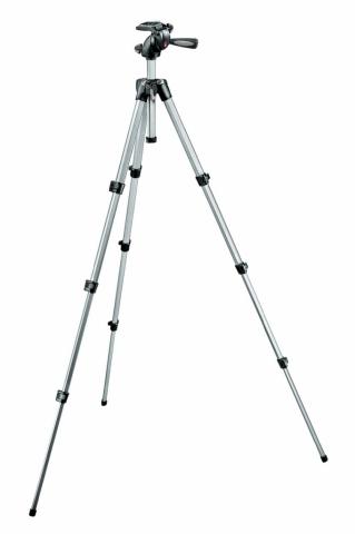 Manfrotto 394 MK394-H photo-movie Kit QR штатив для фото- или видеокамеры