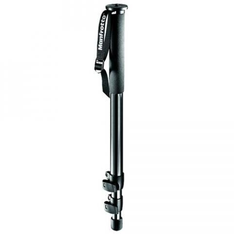 Manfrotto 681B HD Pro Monopod (3-SCTN) Black монопод для фото- или видеокамеры