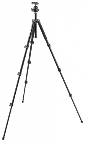 Manfrotto MK294A4-A0RC2 Alu Tripod with Ball Head штатив для фото- или видеокамеры