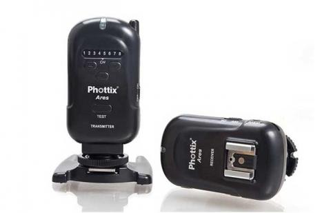 Phottix Ares (89230) передатчик-приемник для Canon и Nikon