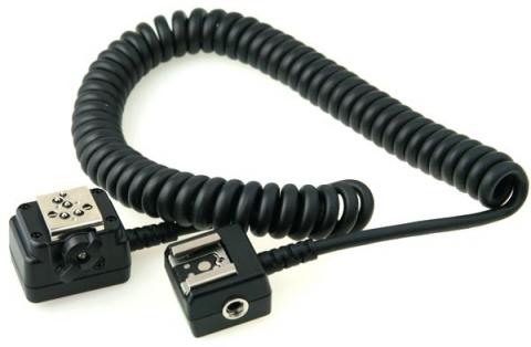 Phottix SC-28 (38320) кабель дистанционного управления для TTL вспышки Nikon