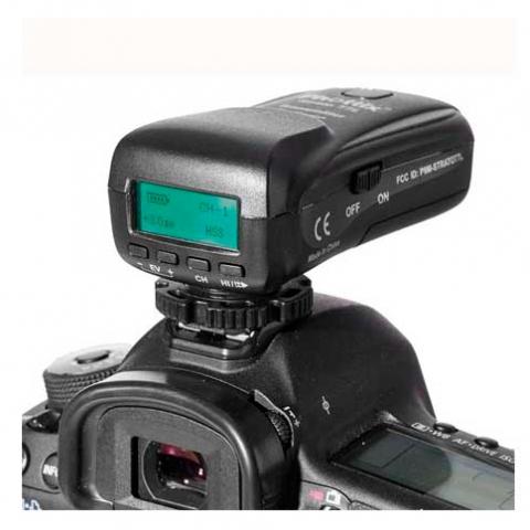 Phottix Strato TTL (89015) радиосинхронизатор для вспышки Canon