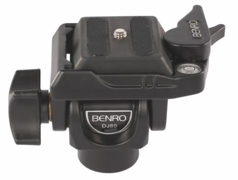 Benro DJ-80 стандартная штативная 2D-голова