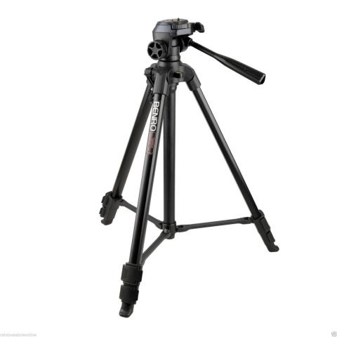 Benro T-800 EX алюминиевый штатив с головой для фото- и видеосъемки