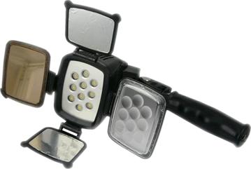 Fujimi FJLED-5012 универсальный свет для фото- и видеокамер